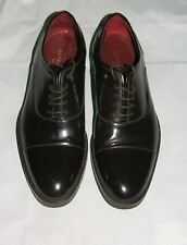 Alexander Dal 1910 Brown Leather Oxford Dress Shoes Size 6D NWOB