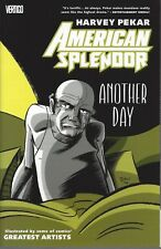 American Splendor Another Day SC TPB  NEW OOP  30% OFF  Harvey Pekar  VERTIGO