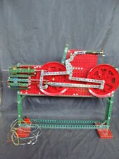Static engine Meccano electric motor