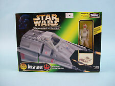 Star Wars Expanded Universe Airspeeder With Pilot Figure Kenner 1997