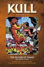 Chronicles of Kull Volume 4: The Blood of Kings and Other Stories, Zelenetz, Ala