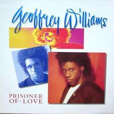 Geoffrey Williams(Vinyl LP)Prisioner Of Love-Atlantic-WX 298-UK-VG+/NM