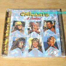 Chiclete Com Banana  - E Festa 1997 BRASIL CD Mint RARE #14-3