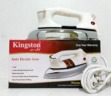 Kingston Dry Iron Auto Electric Press Easy Temprature Knob with 1 Year Warranty