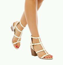 Report Signature Adelina Gladiator - Size 8.5 - Retail $99.00 - CAC1