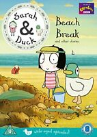 Sarah and Duck - Beach Break [DVD] [2016][Region 2]