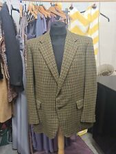 Vintage 100% Cashmere Chester Barrie For Fortnum And Mason Jacket Size 44