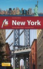 NEW YORK Michael Müller Reiseführer MM-City USA 13 Stadtführer Amerika NEU