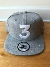 Chance the Rapper Hat Grey Limited Edition Hat The Big Day Owbum - NEW
