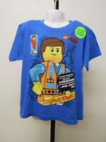 NEW-Glow in the Dark LEGO MOVIE Youth sizes 5/6-7-10-12-14 T-Shirt