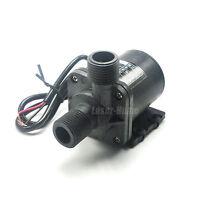 DC12V ZC-T40 Hot Water Pump Mini Brushless Magnetic High Temp (0-100℃)