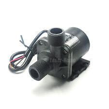 Dc12v Zc T40 Hot Water Pump Mini Brushless Magnetic High Temp 0 100
