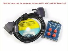 for mercedes sbc reset tool w211 r230 abs sbc tool repair code c249f