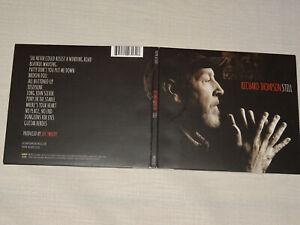 RICHARD THOMPSON - STILL / DIGIPACK-CD 2015