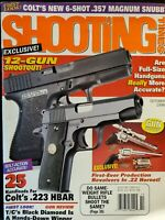Shooting Times Magazine October 1998 12-Gun Shootout Gun Review