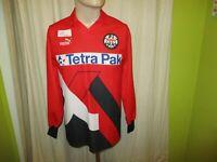 """Eintracht Frankfurt Original Puma Langarm Trikot 1994/95 """"Tetra Pak"""" Gr.S- M"""