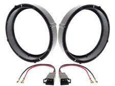 enceinte Einbauset Adaptateur haut-parleur 165mm+Câble pour Seat Ibiza 6J devant