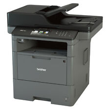 brother MFC-L6700DW All-in-One Laser Printer - Black/Grey