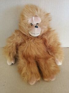 """1994 Ty plush Tango Gorilla 12"""" with Ty tag attached clean"""