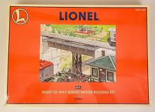 LIONEL #6-12968 RIGHT-OF-WAY GIRDER BRIDGE BLDG. KIT #841K-NEW IN SEALED BOX!