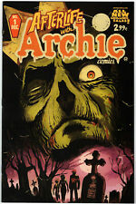 AFTERLIFE WITH ARCHIE #1 FRANCESCO FRANCAVILLA COVER 1ST PRINT 2013 ZOMBIE STORY