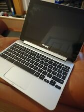 ASUS Chromebook flip C100P, Chrome OS, Silver, USED, Tablet / Laptop