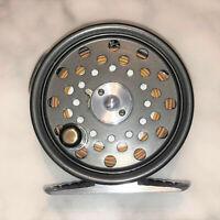 "Original Hardy St. George Junior Jr 2 9/16"" Diameter RHW Fly Reel Mint Condition"