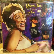 [SOUL/FUNK/JAZZ]~EXC/NM LP~QUEEN IDA~BON TEMPS ZYDECO BAND~AL RAPONE~On Tour~'82