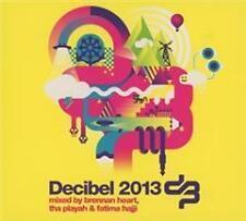 Various-decibel 2013-CD