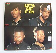 """UTFO - Let's Get It On [vinile, 12"""", Us, 1988]"""
