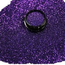 3ml Glitter 0,2mm, Purple, Glitterstaub, Puder in Acryl Dose, Nr. 801-024-a