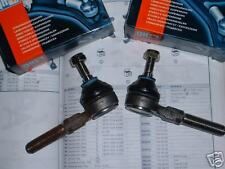 TRACK TIE ROD END PAIR for RENAULT 5 9 11 14 18 21 25 ESPACE FUEGO EXPRESS - QH
