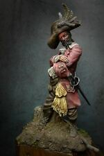 Figurino 75mm TARTAR MINIATURES 75-68 Filibustiere