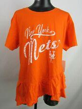 New York Mets MLB G-III Touch Girl's Short Sleeve Shirt