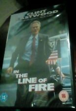 In The Line Of Fire - Dvd Clint Eastwood - John Malkovich new sealed freepost