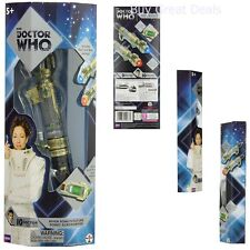Dr Doctor Who River Song Future 10th Series 4 Sonic Screwdriver Light LED - NEW