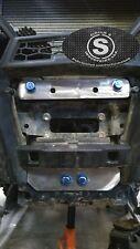 Fits Polaris RZR 900, 900S, 1000S Front Bumper Bracket DIY Fabrication