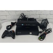 Xbox 360 (With Kinect + 1 Controller) - Console Tested and Working!!!!!