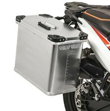 Alukoffer für Honda Africa Twin CRF 1000 L Bagtecs Gobi 34l Seitenkoffer