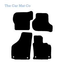 VW Golf Mk5 Twist 2004-2009 Fully Tailored Black Carpet Car Mats
