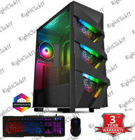 Gaming PC,Computer Intel i5 9400F 2.9 GHz 4.1 Turbo 1650 4GB,16GB 256 SSD win10