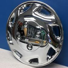 """ONE 12"""" Chrome Hubcap / Wheel Cover # 292-C Fits Motorcycle Camper Trailer NEW"""