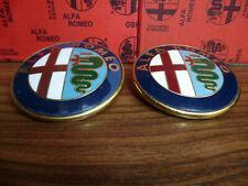 Alfa Romeo 2x Emblem