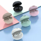 Bluetooth 5.0 Wireless Earbuds Headsets 6D Noise Cancellation Pebble Earphones