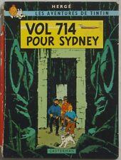 Tintin - Vol 714 pour Sydney