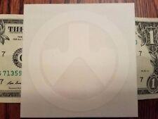 Magpul White Sticker  authentic