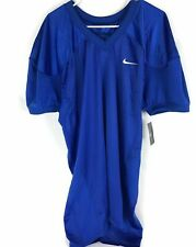 Nike Mesh Football Practice Jersey 535703 493 Mens Size Large Blue