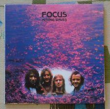 Focus Mini LP CD Moving Waves - Prog - Hocus Pocus - Japanese Import VICP-61531