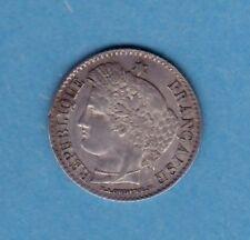 (F.09)  20 CENTIMES CÉRÈS 1851 A (SUP+)
