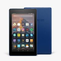All New Kindle Fire Tablet ALEXA 7th Gen 2017 GEN-Black-Blue-Red-Yellow